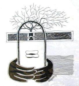 चित्र - रवि कुमार, रावतभाटा